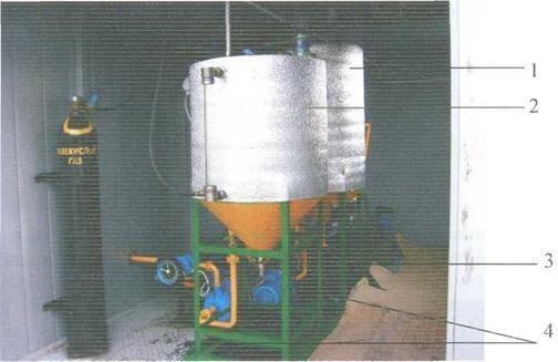 Биодизель из подсолнечного масла своими руками 21
